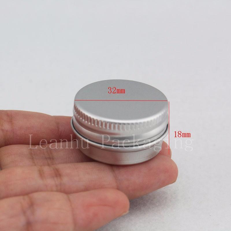 8g aluminum jar with screw lid (3)