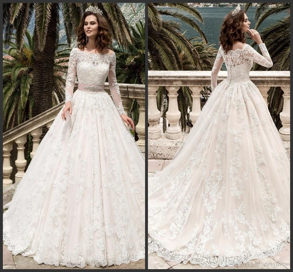 Formal with Long Sleeve Dresses for Weddings