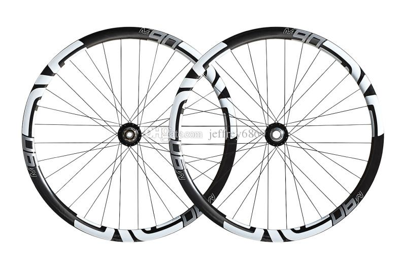 Carbon MTB Wheels Lefty 27.5er 29er carbon wheels 35mm wideth Hookless full carbon fiber Cycling MTB Wheelset Mountain bicycle wheelset