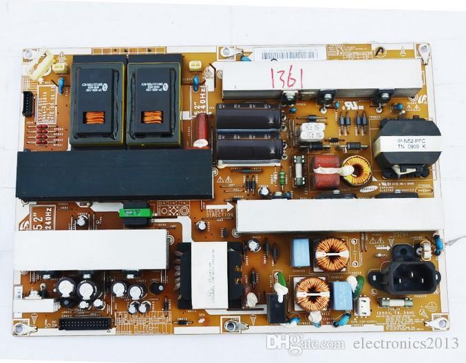 """Ücretsiz Kargo LCD Monitör Güç Kaynağı Kurulu TV Kurulu I52F2_9SS BN44-00287A IP-361609F Samsung 52 Için """"LA52B750U1F 240HZ"""
