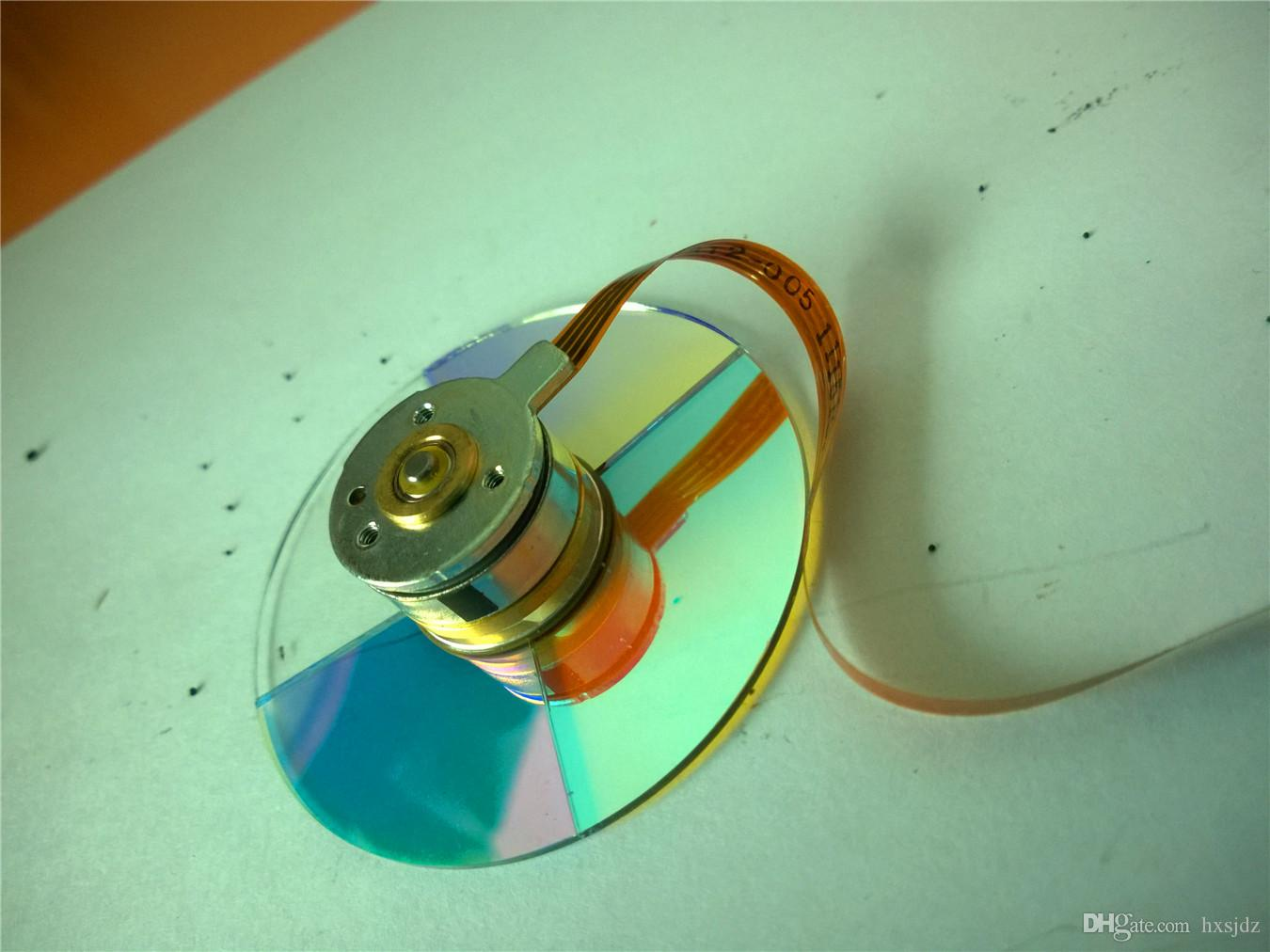 1PCS Optoma HD200X Roue De Couleur De Projecteur Pour optoma HD20 Roue De Couleur