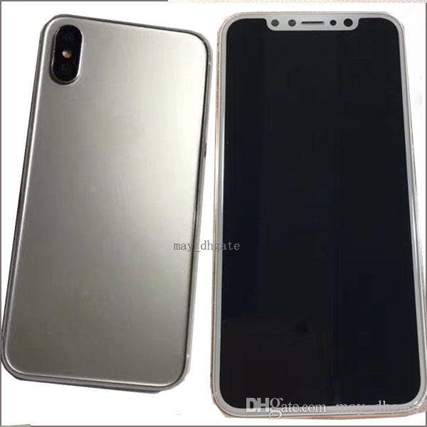 Falso Mold Dummy per il telefono Mold Iphone X metallo Dummy mobile Solo per display modello fittizio Non-Working