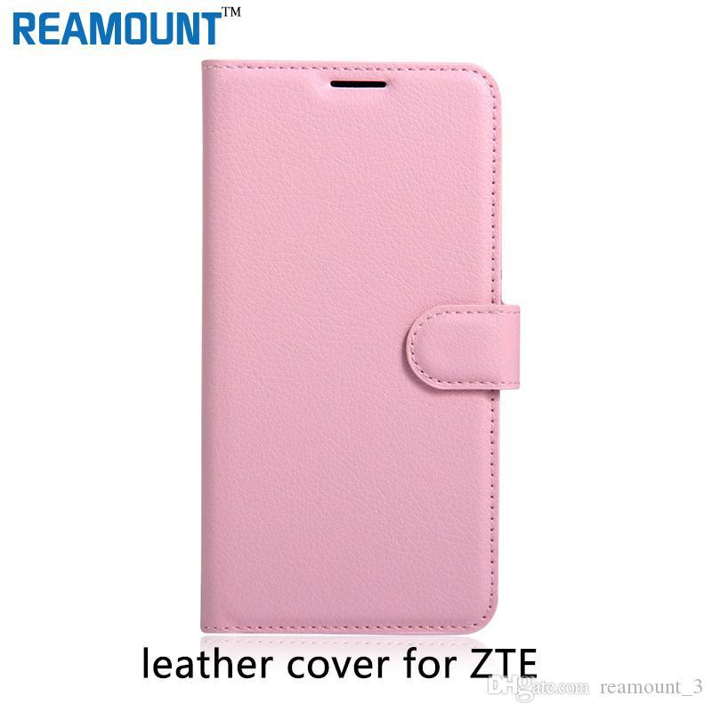 50 unids cubierta para ZTE Nubia Z7 MAX caso del tirón de la cartera PU funda de cuero para ZTE grand Zmax Z970 cubierta Funda magnética soporte del teléfono del soporte