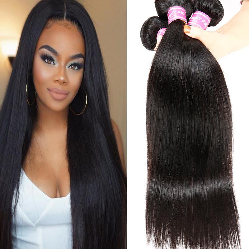 bemiss Девы человеческих волос монгольский Малайзии индийского Камбоджи бразильский перуанский мокрый и волнистые человеческие волосы ткет чернокожих женщин естественный черный