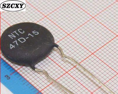 Nouveau et original nouveau 10pcs NTC Thermistor Resistance NTC 47D-15 47D15