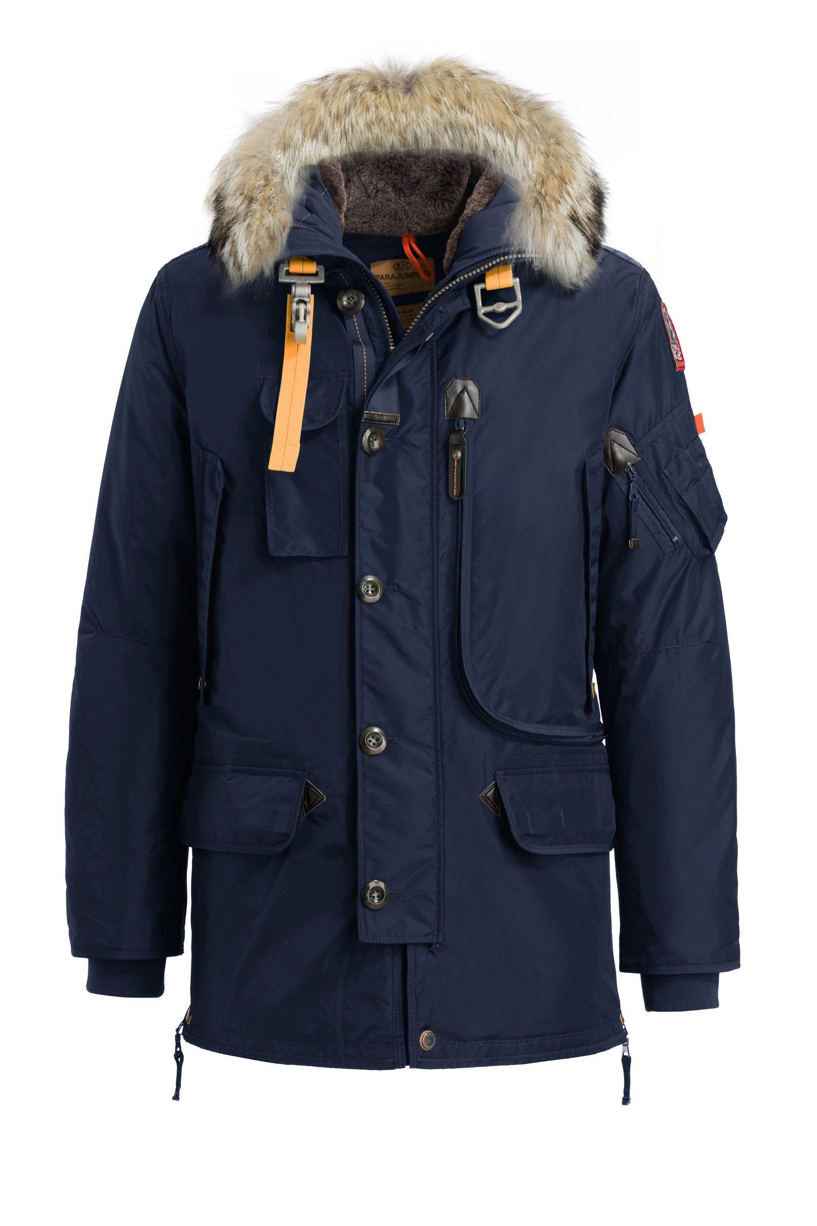 4e96dfb6f9 ... cheap 2017 hot sale luxury parajumpers mens kodiak down jacket hoodies  fur fashionable winter coats warm