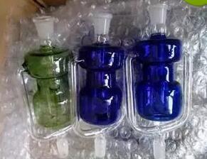 Accessori narghilè all'ingrosso - Hookah ha preso il filtro per filtrare gli accessori in vetro grigio