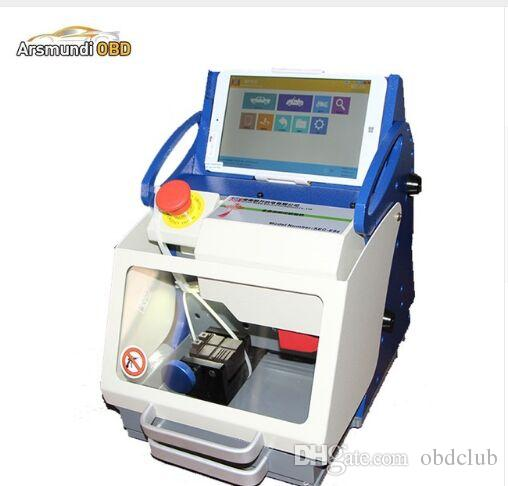 2017 new good DHL free shiping 1pc SEC-E9z full automatic key cutting machine numerical control key machine