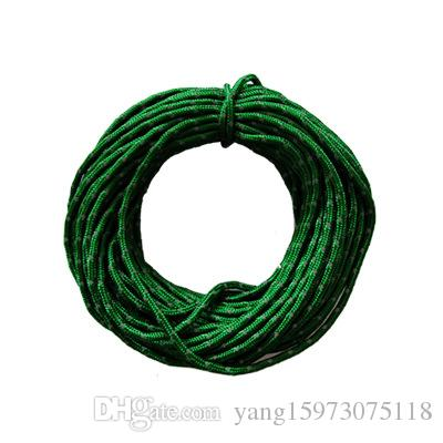 3 PACK Tent Guy Ropes Reflective Camping Tent Guide Rope Guy Line Cord UK SELLER
