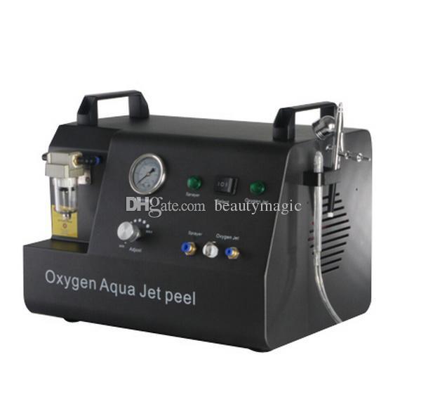 Máquina facial do oxigênio do oxygen da máquina do oxigênio do oxigênio do oxigênio da peel do jato de jato