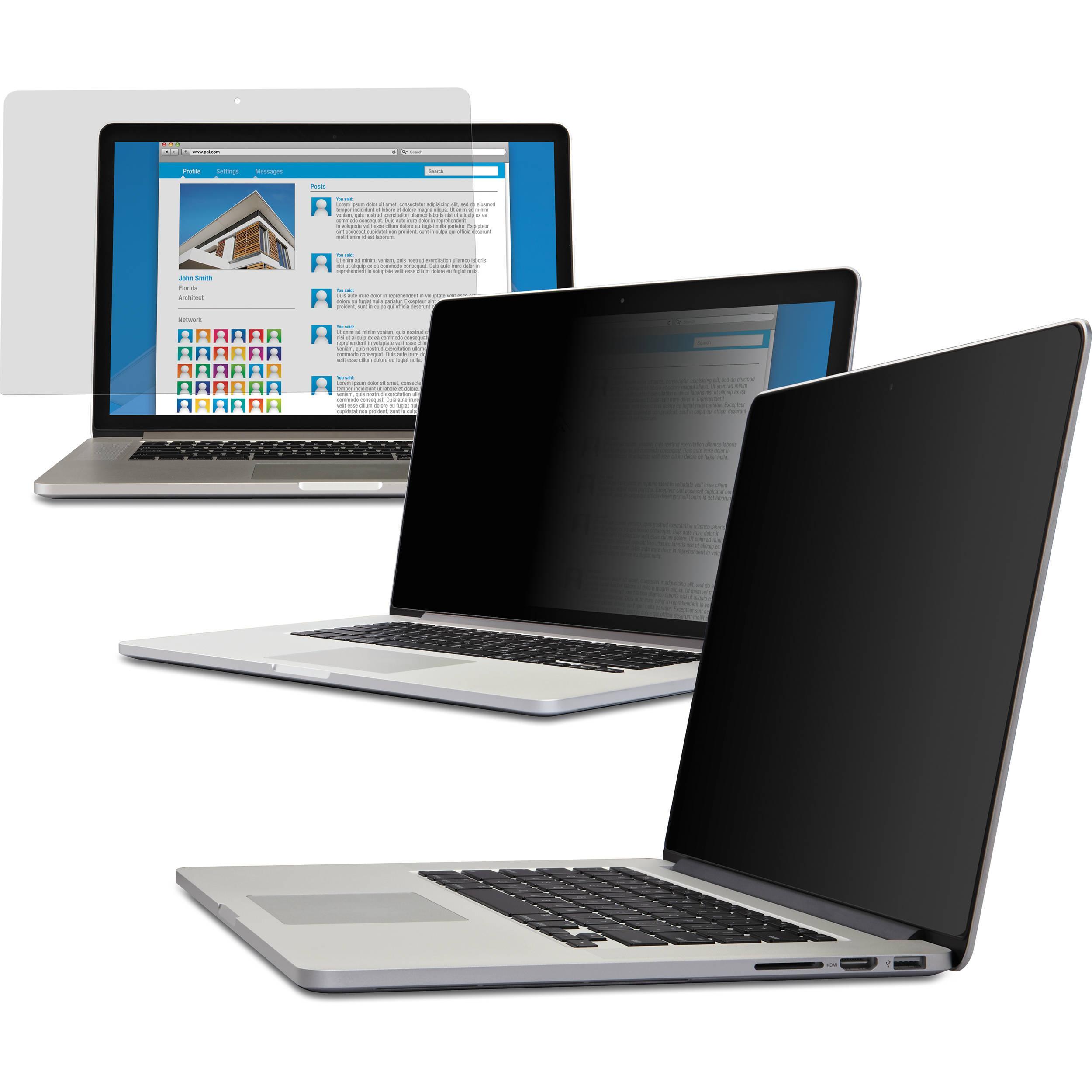 """Laptop / LCD Fabrika Outlet Gizlilik Filtresi 12.5 inç 13.3 inç 14 inç 15 """"15.6"""" 17 """"17.3"""" Gizlilik Ekran Koruyucu Herhangi bir boyut özelleştirilebilir"""