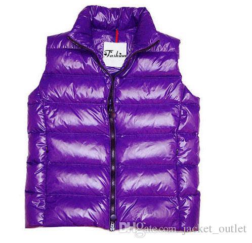 Hot Sale Winter Down Vest for Women Coat Slim Fashion Vests m Female Brand Sleeveless Jacket Woman High Quality