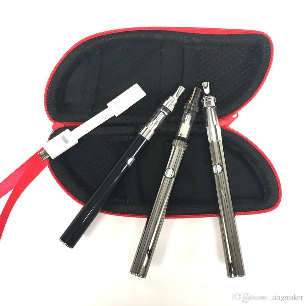 Authentique itsuwa Amigo Liberty V1-V10 E Kit Cig .5ml 1ml Épaisse Huile Céramique Atomiseur Max 380mAh préchauffer batterie stylo vape Kits Ego bag