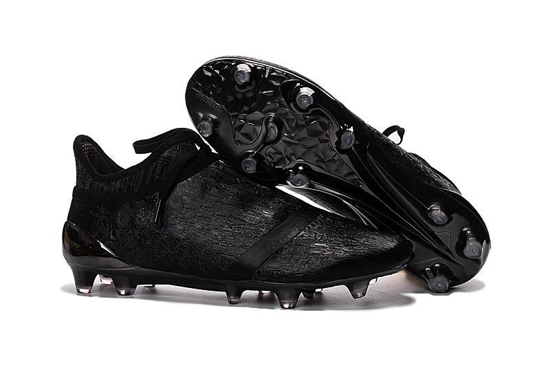 2017 Wholesale X 16.1 Purechaos Primeknit Black Soccer Cleats ...