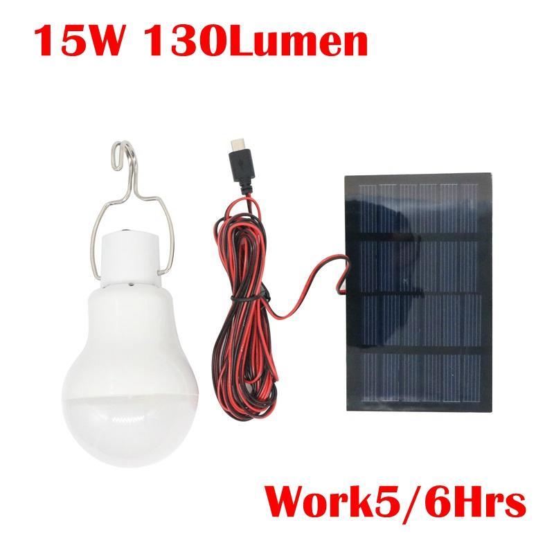Umlight1688 100 teile / los 0,8 Watt Solar Panel 15 Watt Led-lampe Led-lampe Solar Power Led-licht Außen Solar Lampe Scheinwerfer Garten Licht