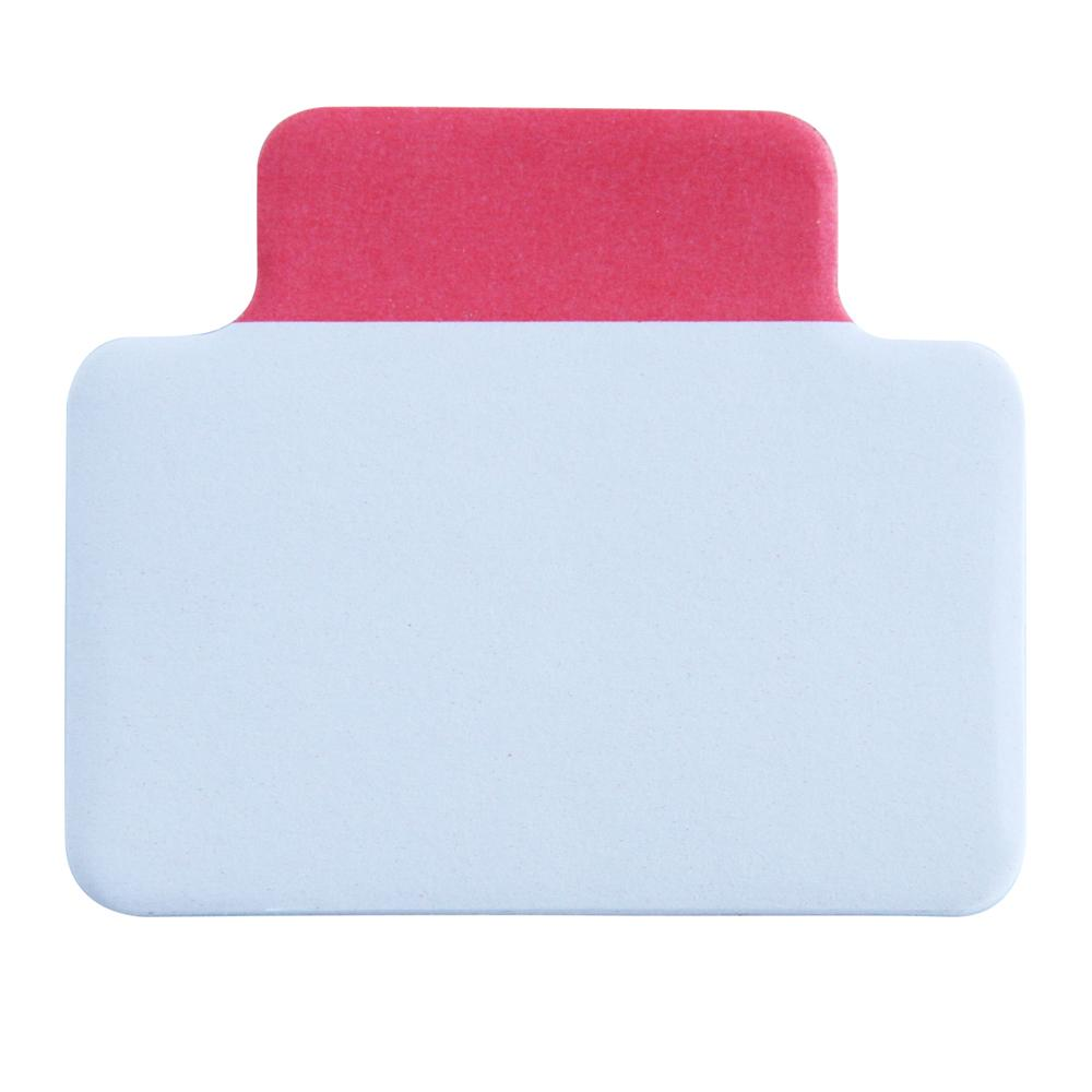 Wholesale- 4 pcs/Lot Index sticky notes Mini sticker for classification Memo pad Color book marker Stationery Office School supplies F502