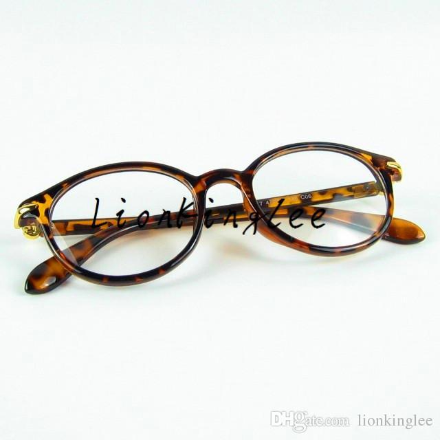 뜨거운 판매 브랜드 디자인 눈 안경 프레임 여성 빈티지 프레임 안경 광학 렌즈 분명 렌즈 Oculos 드 Grau Feminino 2905