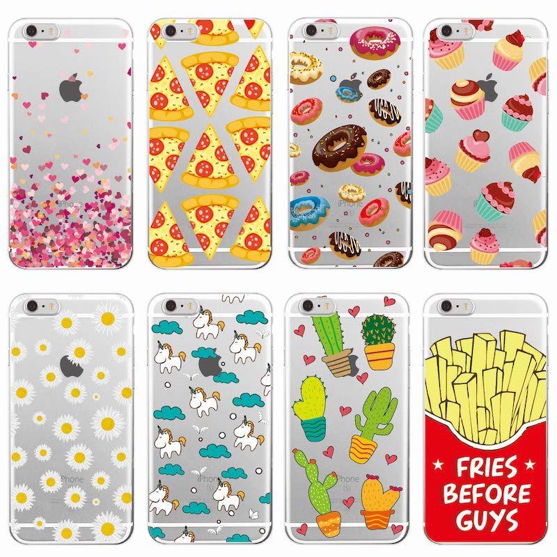 coque iphone 7 frites