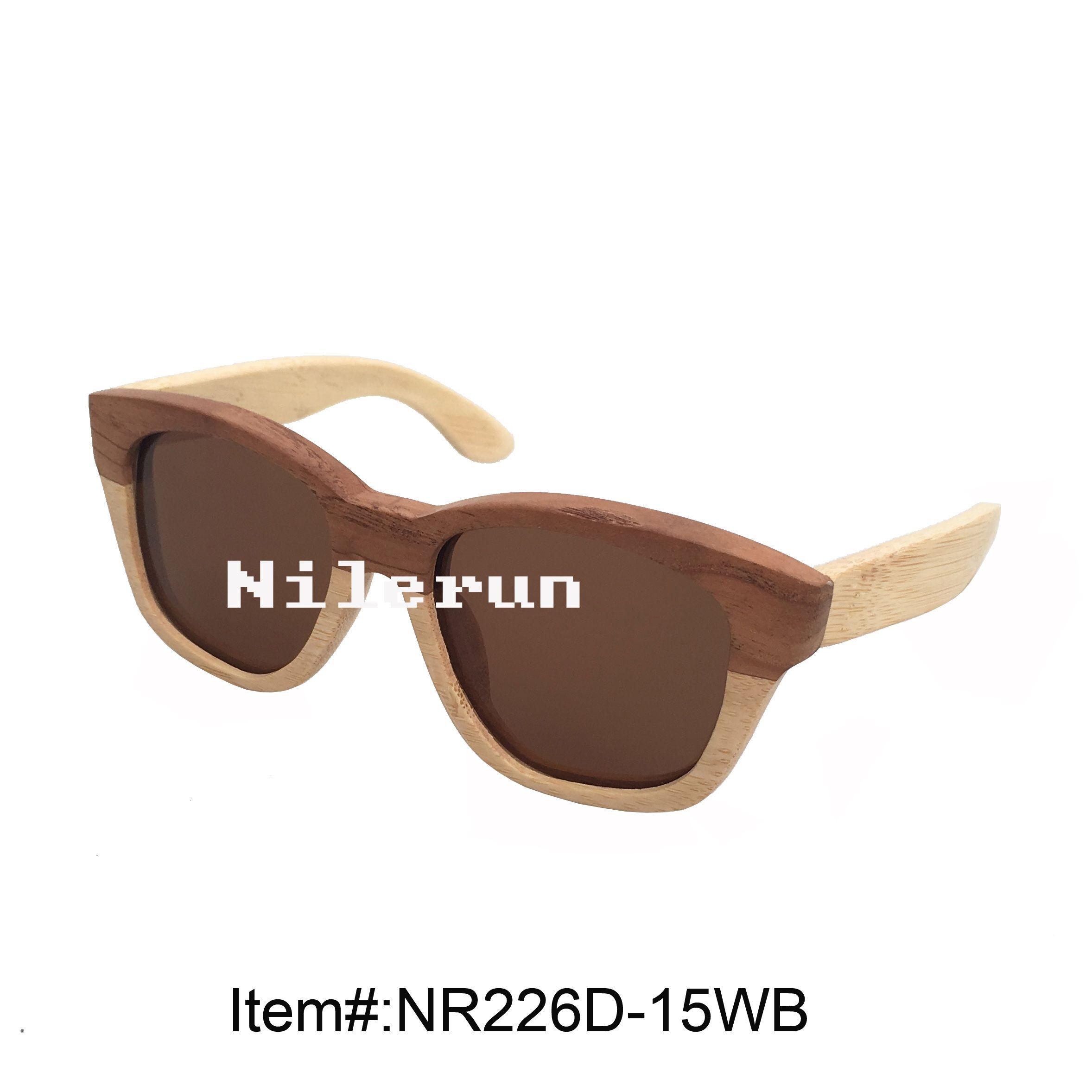occhiali da sole in legno fatti a mano unici