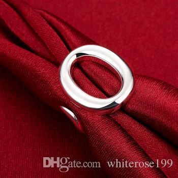 Wholesale - Retail lowest price Christmas gift, free shipping, new 925 silver fashion Ring yR009