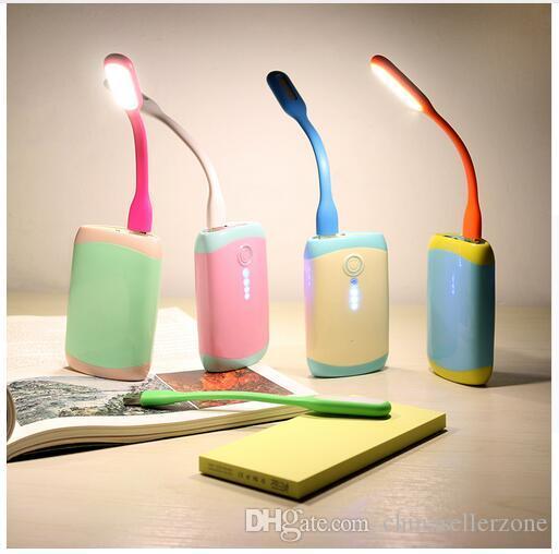 5 Color Flexible USB Led Night Light for Xiaomi Power Bank Laptop PC Computer USB Charge Portable Mini USB Book lights Desk
