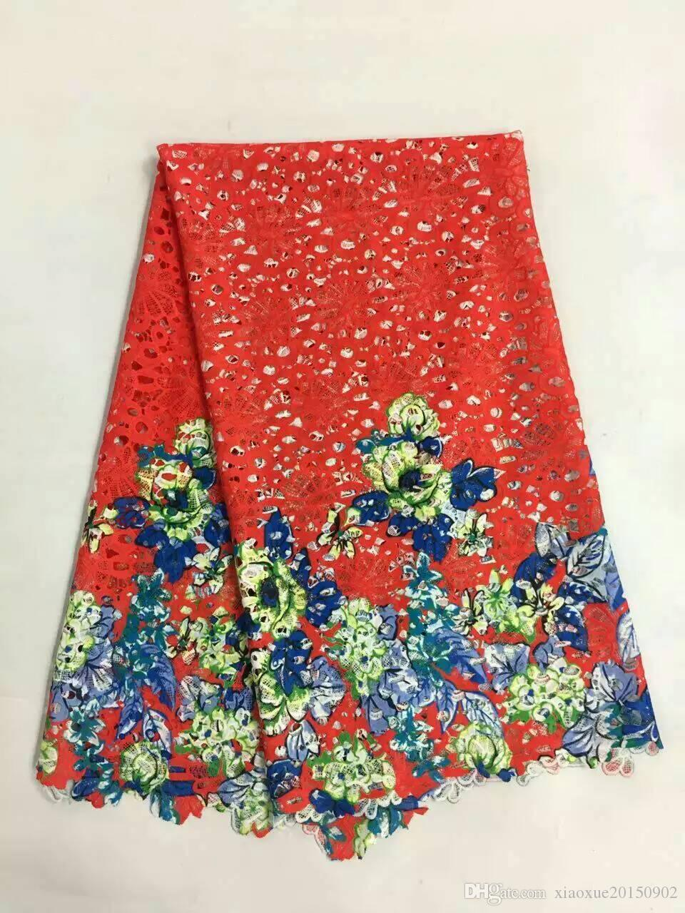 2018 Zr72 27!hot Selling Milk Silk Printed Cord Lace Fabric,Good ...