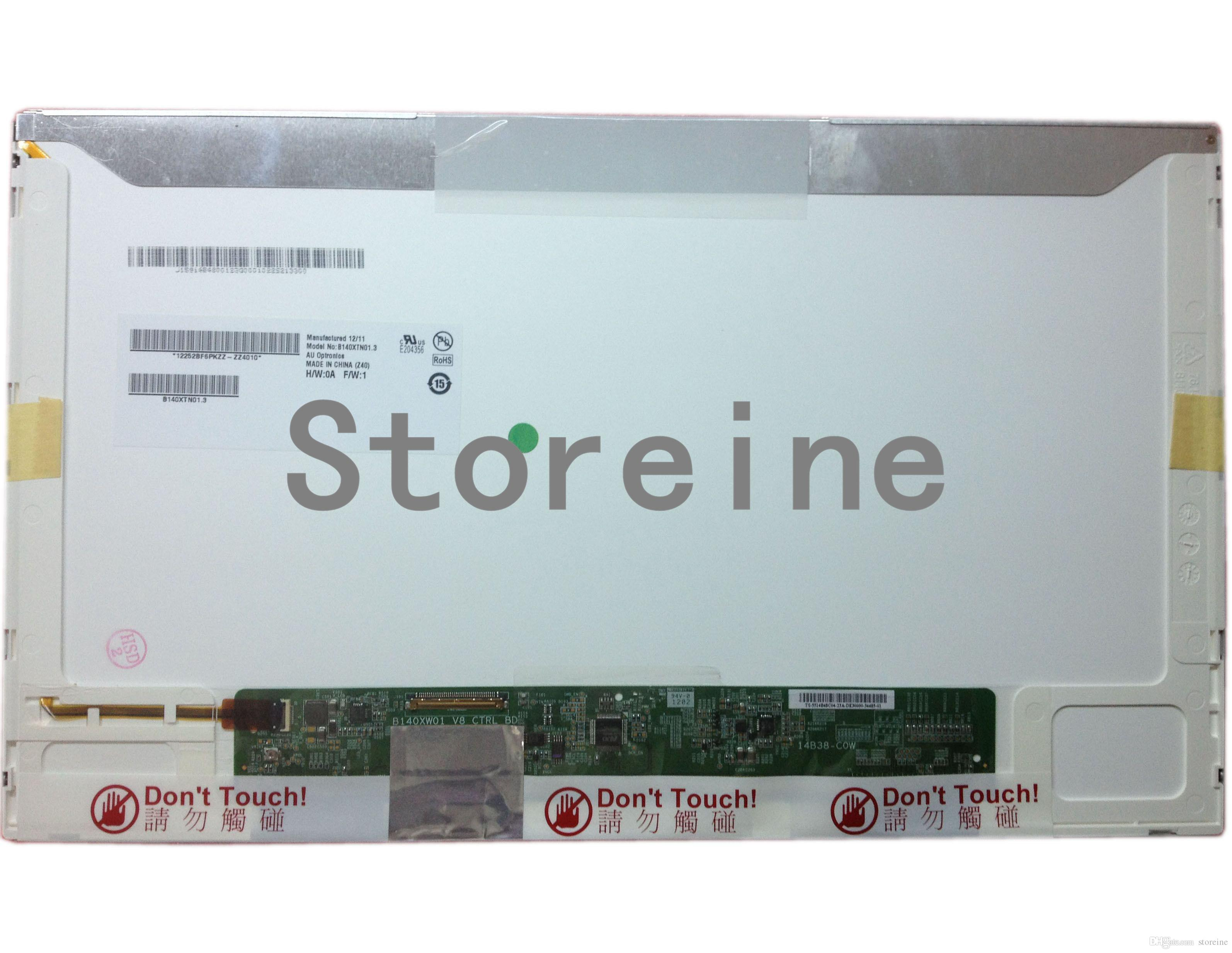 "HT140WXB-100 /& HT140WXB-101 NEW 14.0/"" LED LCD Screen WXGA HD"