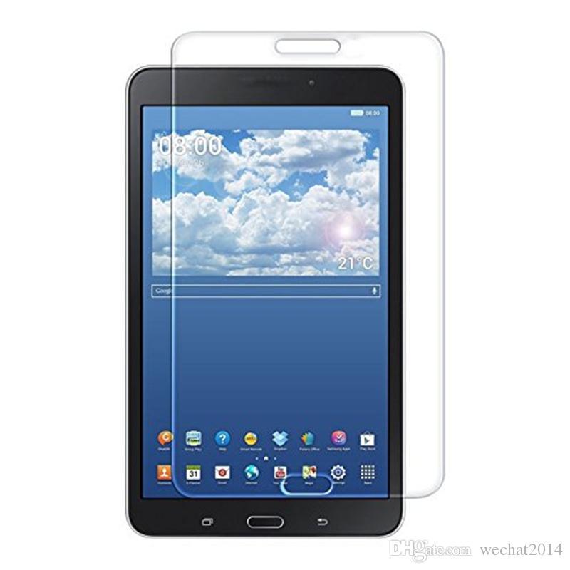 30PCS Explosion Proof 9h 0,3 mm Skärmskydd Temperat glas för Samsung Galaxy Tab 4 8.0 T330 T331 Inget paket