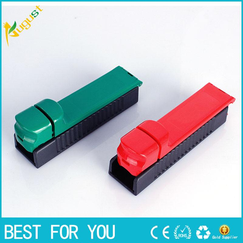 New arrival Worldwide Roller Hand Cigarette Maker Easy Manual Tobacco Rolling Machine Tool as gift for cigarette accessory
