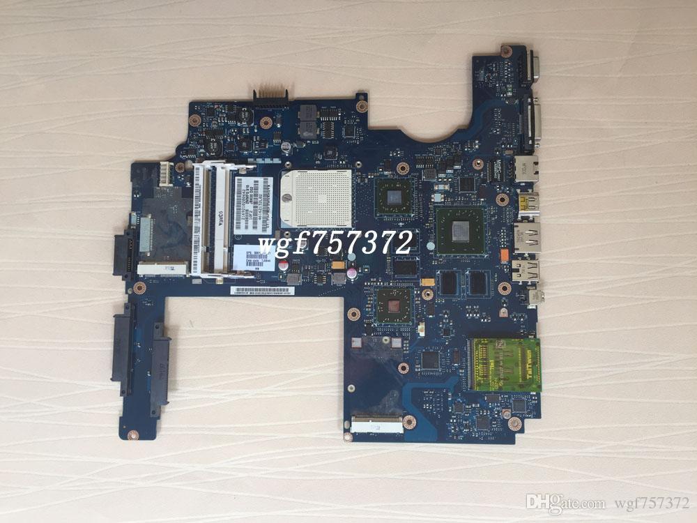 For HP Pavilion DV7-1000 DV7-1200 DV7 AMD Laptop Motherboard 506123-001 LA-4093P DDR2 S1 Notebook Systemboard