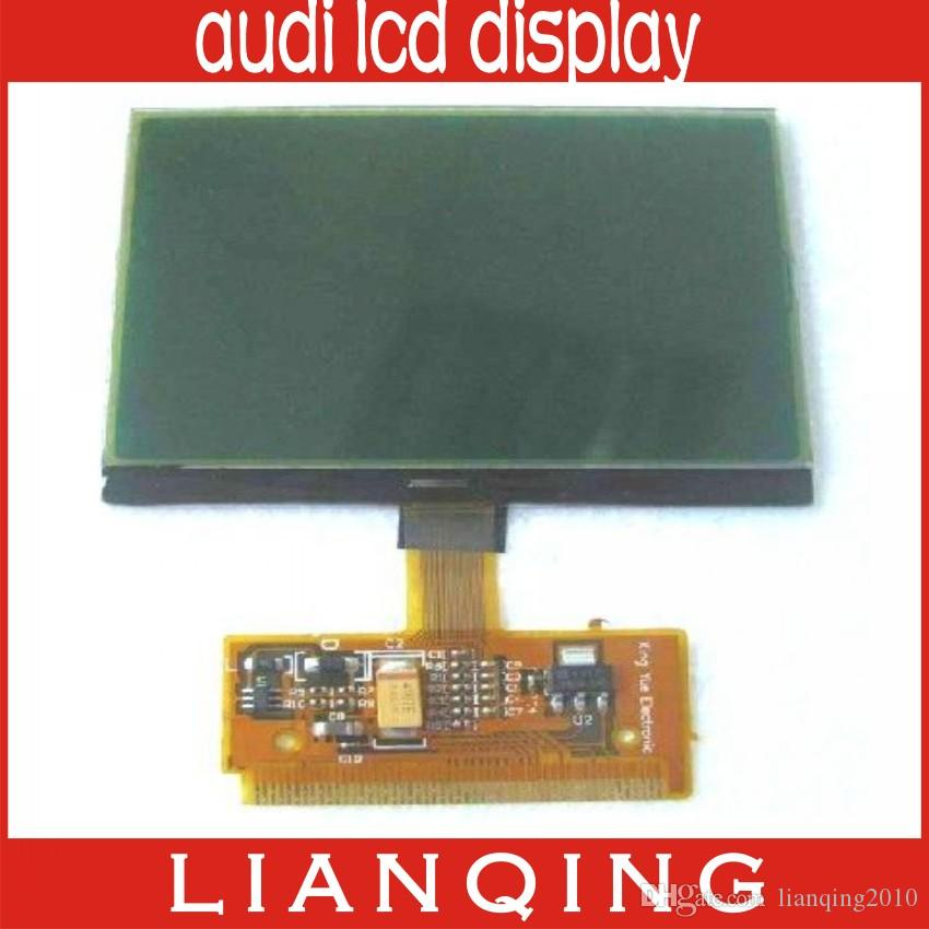 Gooe Price A3 A4 A6 VDO LCD Display For Audi Lcd Display 10pcs/lot free ship