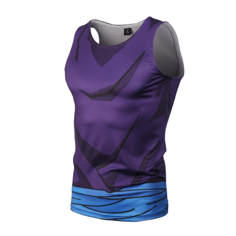 Wholesale- Brand mens t shirts Summer Cotton Slim Fit Men Tank Tops Clothing Bodybuilding Undershirt Golds Fitness tops tees