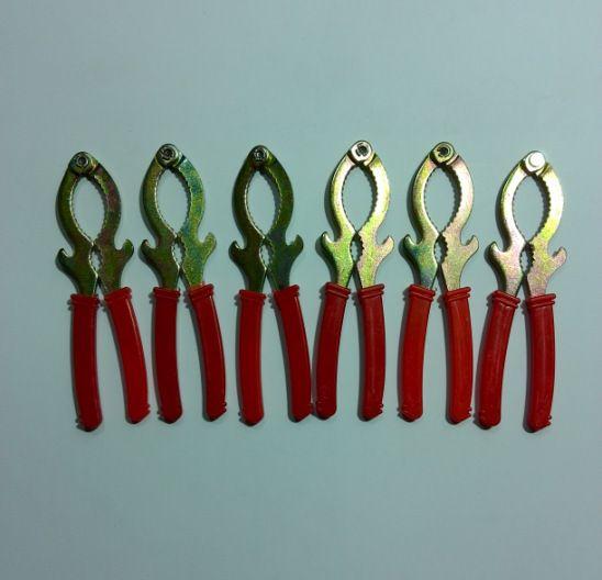O clipe de vinho multifuncional noz alicates alicates noz clip ferro nozes noz