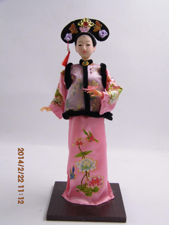 Spedizione Qing dramma O'Young bambola Harukawa Ayuho sorprendente bambola artigianale La leggenda di Zhen Huan piccolo principale Hibiscus Xi