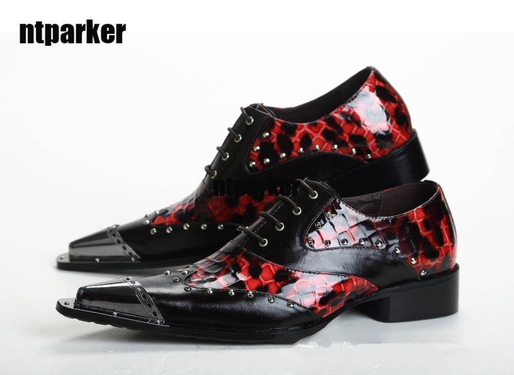 Scarpe uomo in pelle uomo roccia giapponese Scarpe uomo vestito bello Scarpe da festa e da sposa per uomo scarpe a punta zapatos de hombre, taglie forti EU38-46