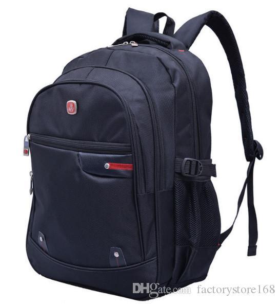 Moda al dettaglio e zaino nuove borse unisex computer portatile computer portatile migliore borsa a tracolla all'ingrosso nylon VPBCW