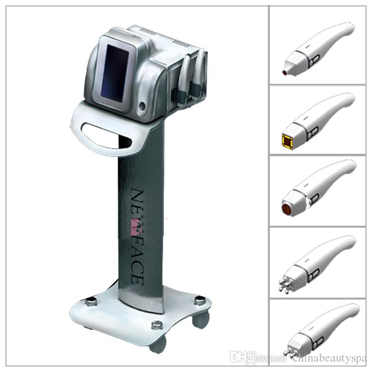 Fractional RF micro needle stretch marks for deep wrinkle removal Anti Aging Skin Rejuvention face lifting