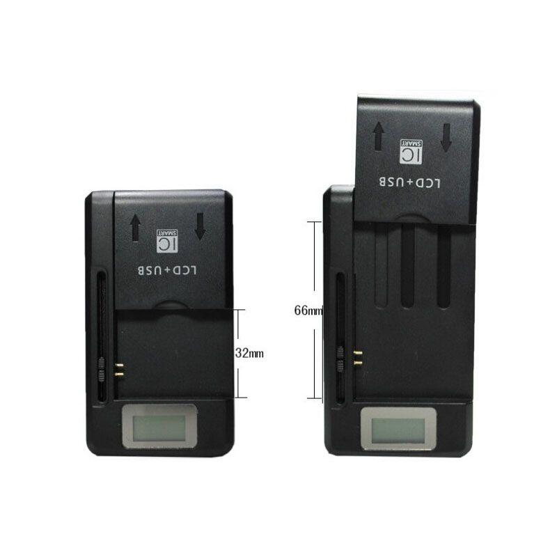 삼성 갤럭시 S4 I9500 S3의 I9300 주에 대한 보편적 인 지능형 LCD 표시 배터리 충전기의 USB 출력 충전 미국 EU AU 플러그 3 S5
