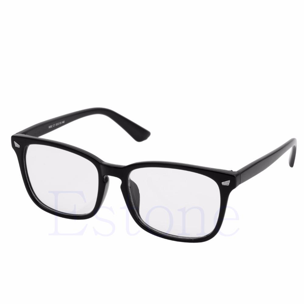 Wholesale- New Fashion Retro Vintage Men Women Eyeglass Frame Full Rim Glasses Spectacles