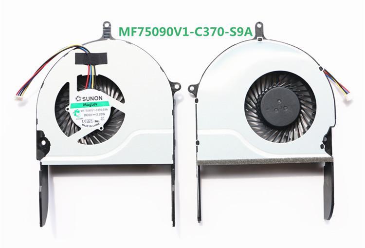 Neuer Laptop CPU Lüfter für ASUS N751JK N751J MF75090V1-C370-S9A