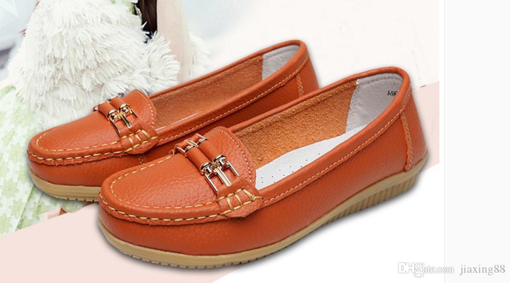 Mom Comfortable Shoes Soft Bottom