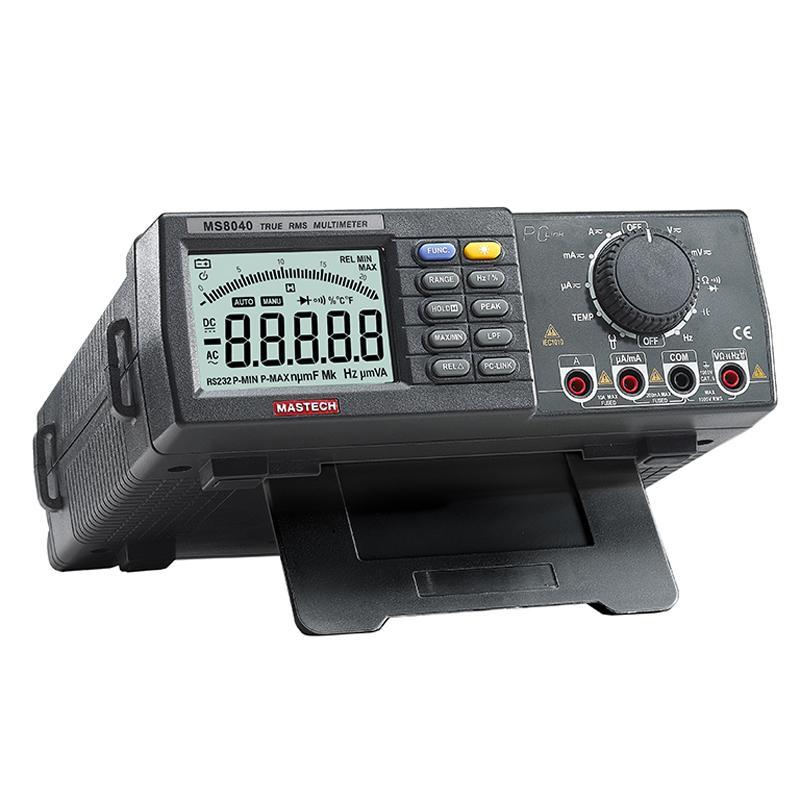 Multimetro digitale Freeshipping Alta precisione True RMS DMM Multimetri da banco 22000 Coun