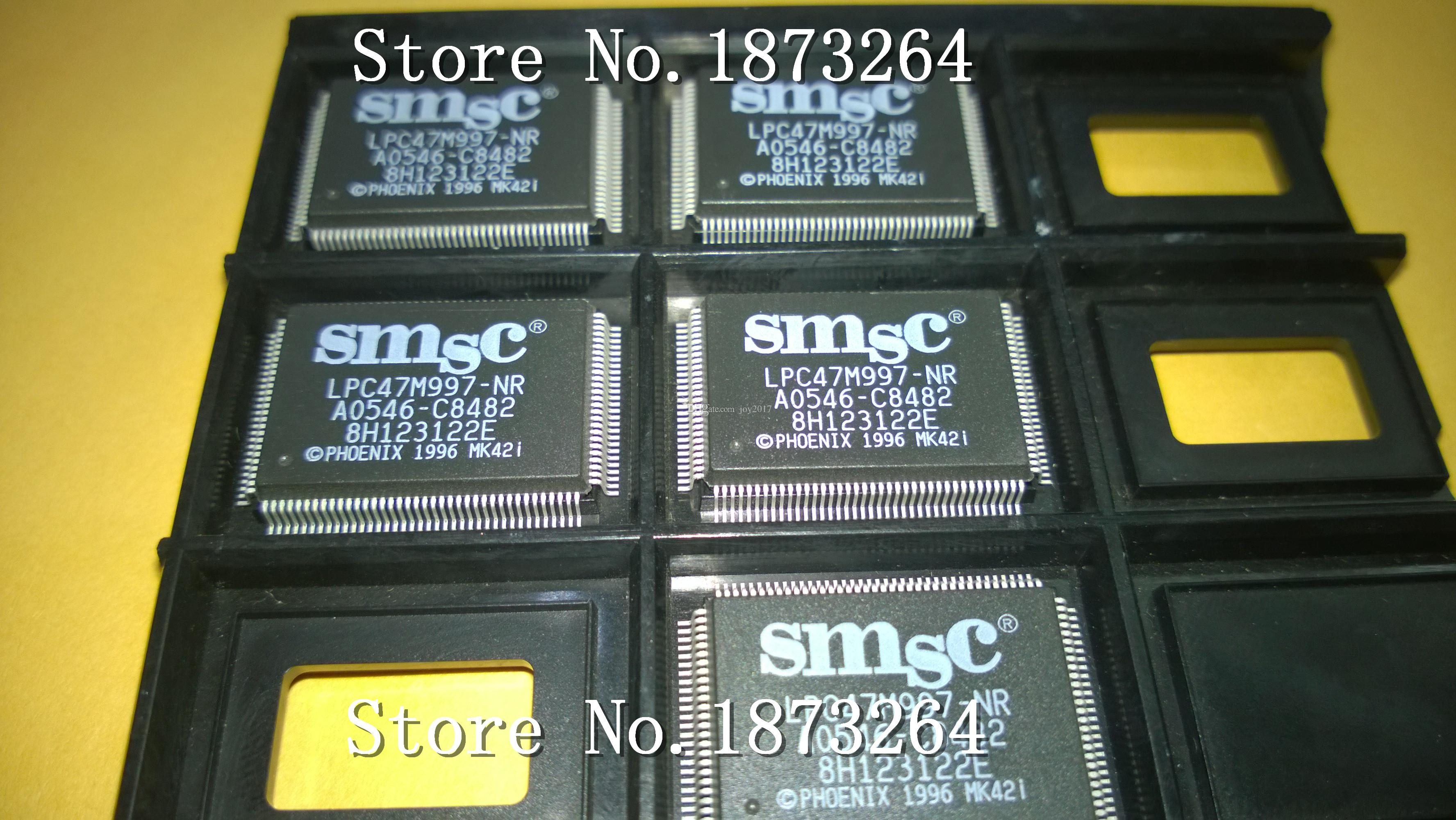 Ücretsiz Kargo LPC47M997-NR LPC47M997 QFP128 yeni orijinal 5 ADET / GRUP