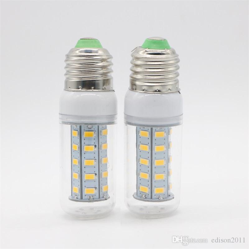 Edison2011 SMD 5730 E14 LED-Licht 220V / 110V Maislicht 36LED LED-Maislampe Lampada-Kronleuchter LED-Lampe Freies Verschiffen