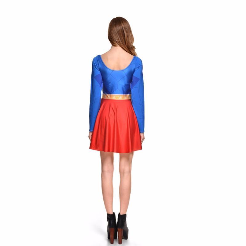 SUPERGIRL DRESS (6)