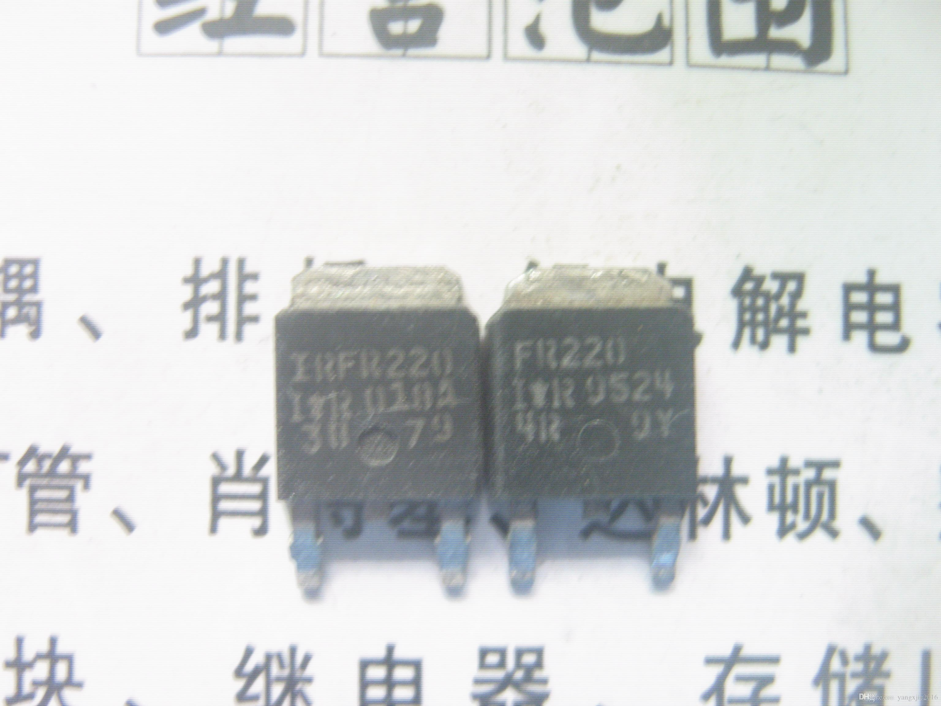 Original Used Field-Effect Transistor FR220 FR220N MOSFET TO-252 Test Ok