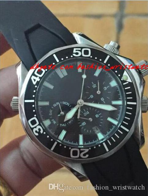 Fashion Luxury Man Watch Olympic Collection London 1948 Chronograph 2894.51.91 Quartz Men's Watches Wristwatch