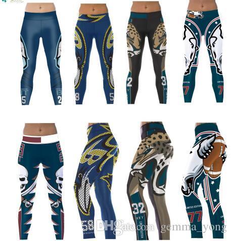 Sexy Push Up Fitness Gym Workout Leggings De Yoga Étiré Compression Sports Courir Des Collants Slim Skinny Formation Pantalon Femmes