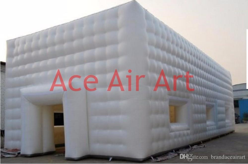 Paint Booth Rental >> 2019 Large Inflatable Wedding Tent Inflatable House For Rental Inflatable Paint Booth Made In China With Custom Size From Brandaceairart 4673 37