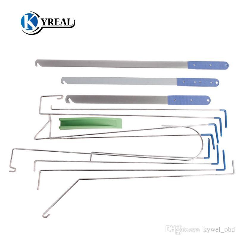KLOM 자물쇠 도구 KLOM 자동차 자물쇠 도구 가방 미니 모델 열기 도구 자물쇠 도구 무료 배송